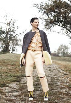 Harper's Bazaar Serbia // January Issue