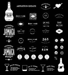 Appleton Estate Aged Rum - Ian Karczewski : Art Director