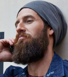 <3 Clayton Pyle, now a certified, bad-ass panty dropper. Maybe growing his facial manhood  even longer? Not that I'm complaining -- this is sweet.