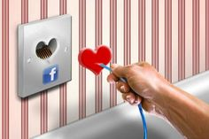Finché #Facebook non ci separi #amore