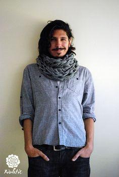 Yekkan, que significa \u0026quot;lugar abrigador\u0026quot; es nuestra nueva colección de cuellos y bufandas