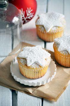 Christmas Muffins | Muffins de Noël