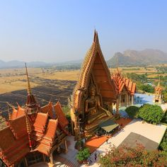 Wat Tham Sua (Tiger Cave Temple) Thailand