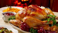 17 Easy Turkey Dishes For Thanksgiving - Best Roasted Turkey Cooking Prime Rib, Cooking Turkey, Turkey Food, Turkey Ham, Turkey Brine, Baked Turkey, Wild Turkey, Turkey In Electric Roaster, Herb Roasted Turkey