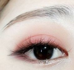 Soft rosy eye