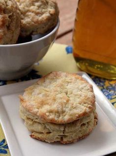 A Less Processed Life: What's Baking: Simple Buttermilk Biscuits