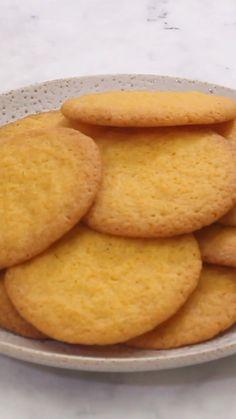 Fun Baking Recipes, Cookie Recipes, Snack Recipes, Dessert Recipes, Biscuit Cookies, Biscuit Recipe, Irish Recipes, Sweet Recipes, Pumpkin Delight Dessert Recipe