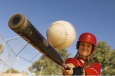 How to Teach a Young Girl to Hit a Softball (16 Steps) | eHow