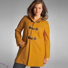 Верхняя одежда для полных женщин фото - http://pluskonfetka.ru/verhnjaja-odezhda-dlja-polnyh-zhenshhin-foto.html #мода2017 #мода #plussize #большойразмер #дляполных