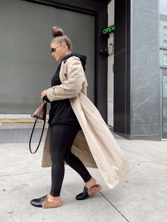 5 WAYS TO WEAR SPANX LEATHER LEGGINGS   THE RULE OF 5 Ootd Fashion, Fashion Outfits, Womens Fashion, Spanx Leather Leggings, Errands Outfit, Style Blog, Blogger Style, Edgy Outfits, Fall Winter Outfits