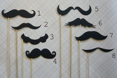 Create Your Own Mustache Party by LittleRetreats on Etsy, $2.25