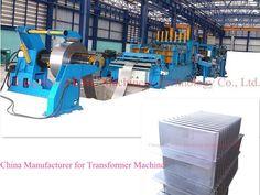 Transformer Corrugated Tank Folding Line
