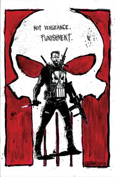 The Punisher - Chris Mooneyham