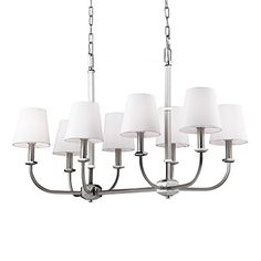 Murray Feiss Lighting F3051/8SN/PN Pentagram - Eight Light 4-Tier Island, Satin Nickel/Polished Nickel Finish Feiss http://www.amazon.ca/dp/B00SNMTKWQ/ref=cm_sw_r_pi_dp_ihIYwb1RJ04H2