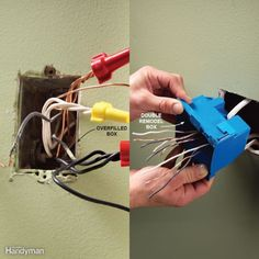 Don't do any DIY electrical work if you're not fully educated on the subject. Here is some essential knowledge and must-have tools for DIY electrical projects. Home Electrical Wiring, Electrical Code, Electrical Projects, Electrical Outlets, Electrical Components, Ac Wiring, Solar Projects, Electrical Engineering, Diy Projects