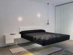 Cama Fluttua de Lago.  Muebles de diseño.