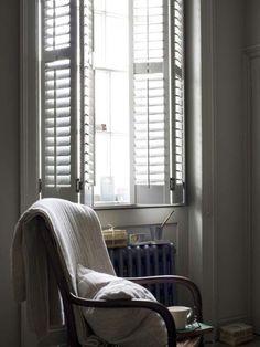 shutters on sash windows