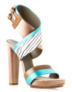 Balenciaga Heels @FollowShopHers $375, down from $1050. js