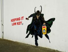 Loki by Creator Jamie Paul Scanlon
