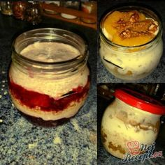 Fitness - Fitrecepty a fitness jídlo (str. 4 z Chia Puding, Low Carb Recipes, Healthy Recipes, Granola, Food To Make, Smoothies, Food And Drink, Health Fitness, Pudding