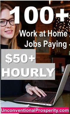 100+ ways to make a lot of money working from home! These business and work at home jobs can make you $50+ per hour and sometimes a lot more! #jobs #work #makemoney Make Money Fast Online, Make Money Today, Ways To Earn Money, Earn Money From Home, Make Money Blogging, Way To Make Money, Marketing Program, Affiliate Marketing, Online Marketing