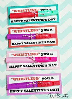Kids having fun > adult eardrums. | 34 Punny Valentines Perfect For Any Classroom