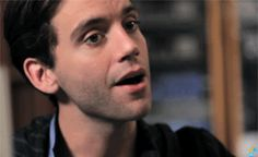 ANIMATED GIF Mika track by track : making of Popular : 2012