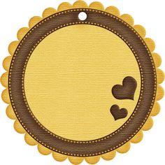Bee my honey Printable Tags, Printable Designs, Printables, Aqua Wallpaper, Cake Logo Design, Label Shapes, Scrapbook Borders, Card Sentiments, Borders And Frames