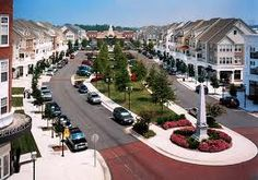 Birkdale Village, located at Huntersville, NC. Near Lake Norman. This is a all day shopping trip.