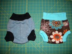 Simple Diaper-Sewing Tutorials: How I sew up a Katrina's Soaker