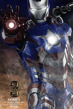 Iron Man 3 Teaser by sahinduezguen.deviantart.com