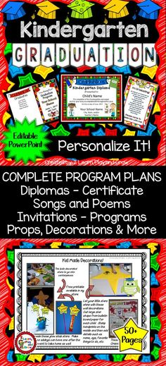 Printable Preschool diploma Work Infants-PreK Pinterest - copy pre kindergarten certificate printable