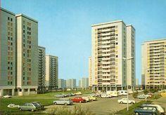 Venissieux en 1968  Laboratoire Urbanisme Insurrectionnel: 1944-2014 | 70 années d'HABITAT Public en France
