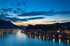 Linz, Austria.  Repinned by www.lunik2.com #hometown #Linz #roots
