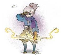 Fire Emblem: If/Fates - Little Takumi