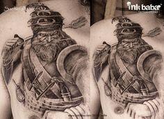 #sikh #worrior #tattoo #