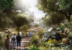 View full picture gallery of Campus Biometropolis Masterplan