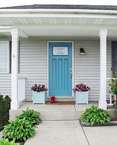 June Monthly Challenge: We Painted the Front Door!