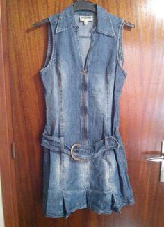 Compra mi artículo en #vinted http://www.vinted.es/ropa-de-mujer/vestidos-vaqueros/573978-vestido-vaquero-estilo-retro-el-corte-ingles-talla-38