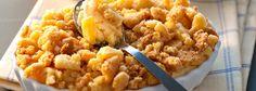 Preparazione Tiramisù in crumble alle mele: Per il crumble: mischiare lo zucchero e la farina. Incorporare il burro tagliato a pezzettini. Lavorare l'impasto con le dita per dargli una consistenza sabbiosa. Il risultato dovrebbe essere friabile senza grossi pezzi.