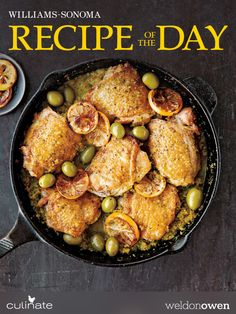 Recipe of the Day App