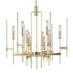 Buy the Hudson Valley Lighting Polished Nickel Direct. Shop for the Hudson Valley Lighting Polished Nickel Bari 12 Light Wide Taper Candle Chandelier and save. Chandelier Design, Candle Chandelier, Candelabra Bulbs, Modern Chandelier, Chandelier Lighting, Lighting Design, Lighting Ideas, Luxury Lighting, Designer Chandeliers