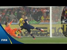 Netherlands - Spain, 2010 FIFA World Cup South Africa™: The fateful move that led to Andres Iniesta's fantastic winner was the highlight deep in injury time, World Cup Final 2018, Soccer City, World Cup Games, Full Match, Match Highlights, Best Player, Fifa World Cup, Internet Marketing, Finals