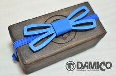 DAMICO. Colorful Aluminum Bow Ties. by Dima Sain — Kickstarter