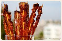 Candied Bacon for Matt