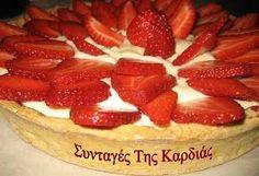 Strawberry Tart, Cheesecake, Deserts, Recipes, Food, Cheesecakes, Essen, Postres, Dessert