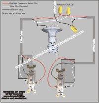 Hallway A Way Switch Wiring Diagram on three-way switch circuit diagram, wiring a rocker switch diagram, easy 3 way switch diagram, 3 way dimmer switch wiring diagram, wiring a double switch diagram,