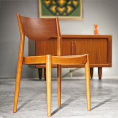 Peter Hvidt Desk Chair