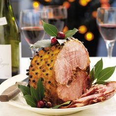 Hungry to learn? Find out how to use up leftover ham, how to store cooked rice safely, and how to make a chilli con carne in our fab cookery section. Christmas Ham Recipes, Christmas Ideas, Christmas Goodies, Christmas Eve, Christmas Tables, Christmas Cooking, Christmas Kitchen, Green Christmas, Christmas Inspiration