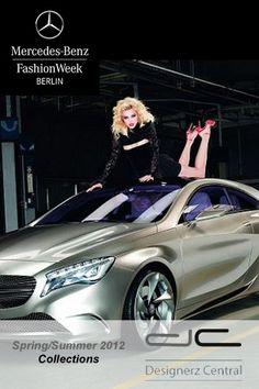 Mercedes-Benz Fashion Week Berlin 2012 | Spring/Summer 2012 Fashion Week #mercedesbenzfashionweek #fashionweek